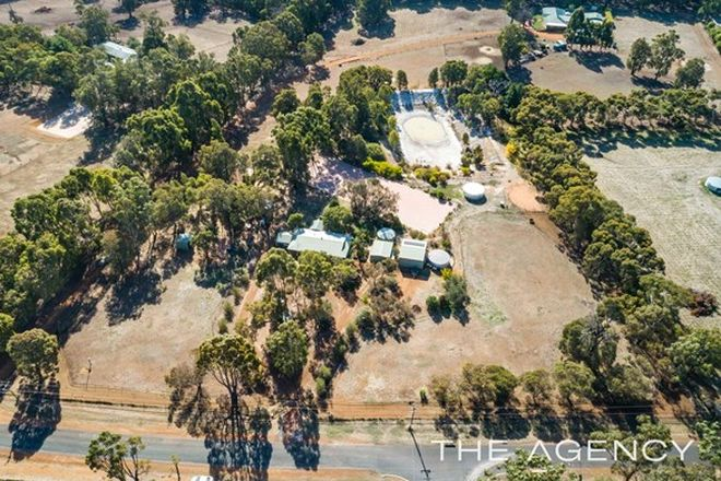 Picture of 100 Lillie Road, GIDGEGANNUP WA 6083