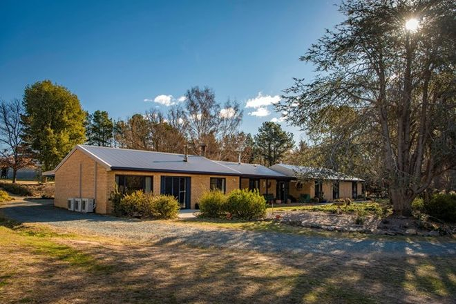 Picture of 151 Williamsdale Road, BURRA NSW 2620
