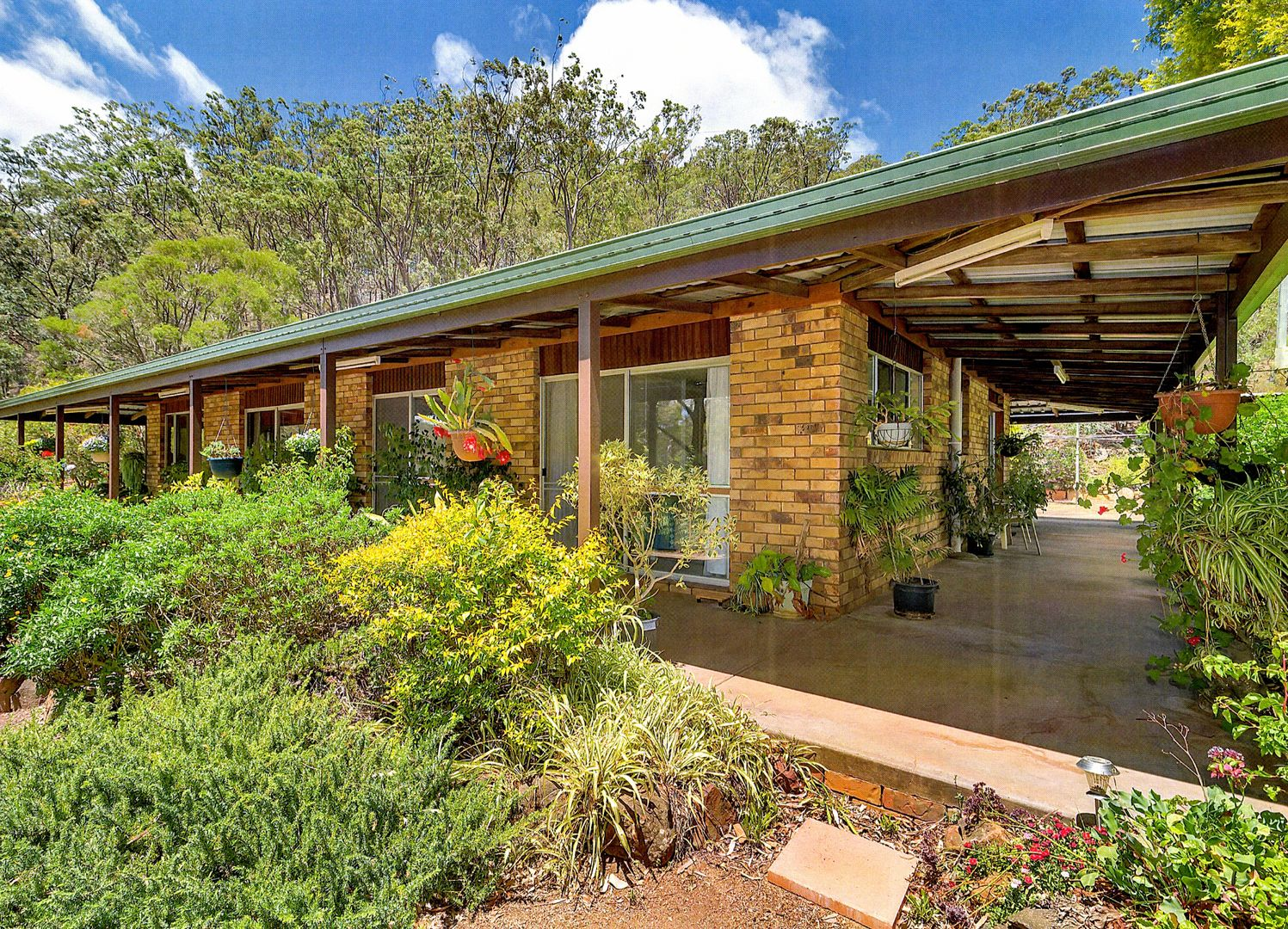 231 Upper Flagstone Creek Road, Upper Flagstone QLD 4344, Image 2