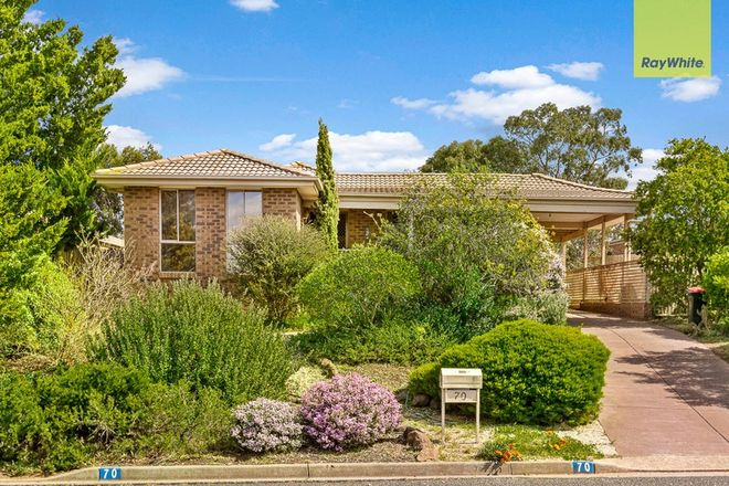 Picture of 70 Underbank Blvd, BACCHUS MARSH VIC 3340