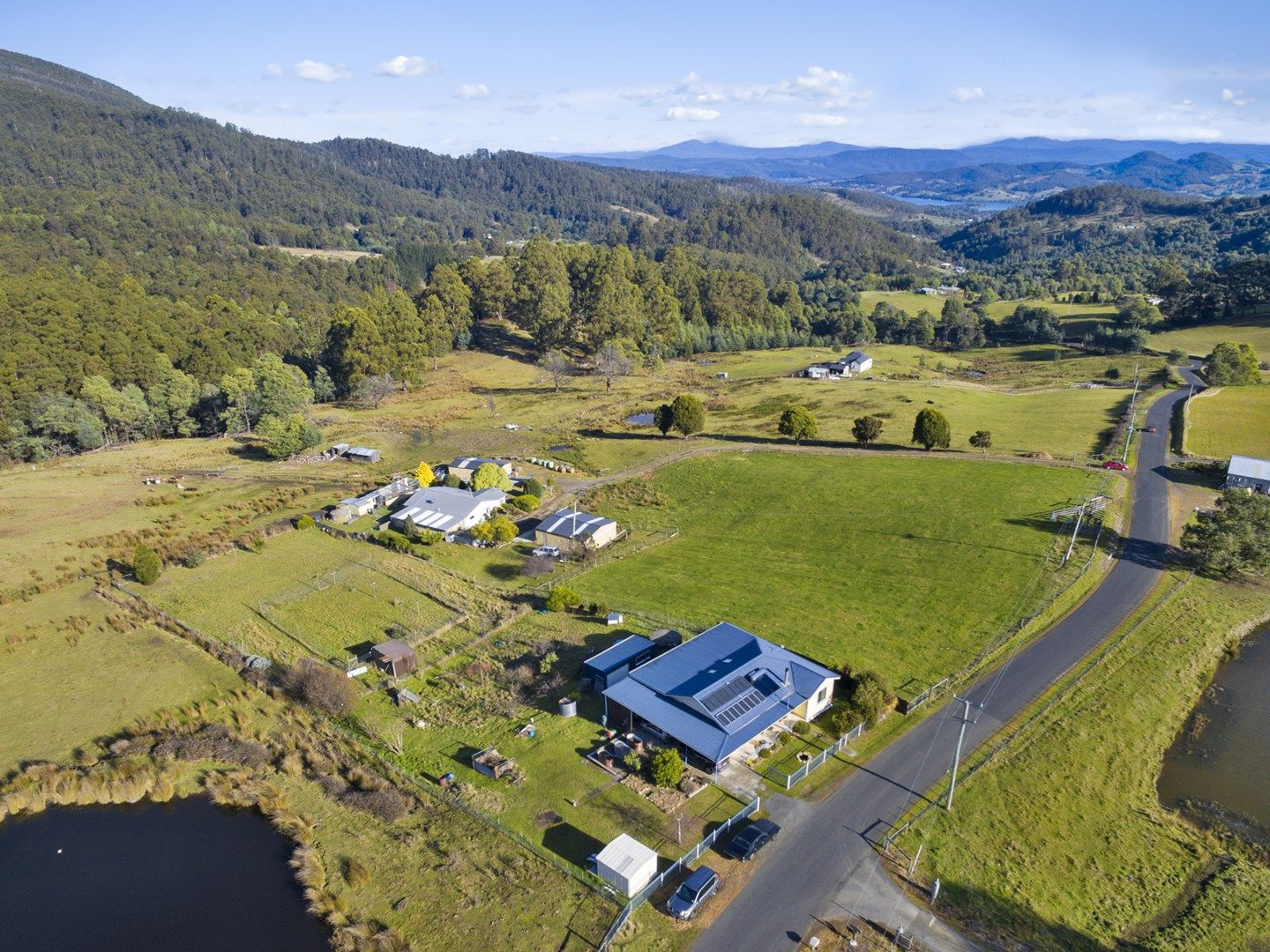 589 Woodbridge Hill Road, Gardners Bay TAS 7112, Image 0