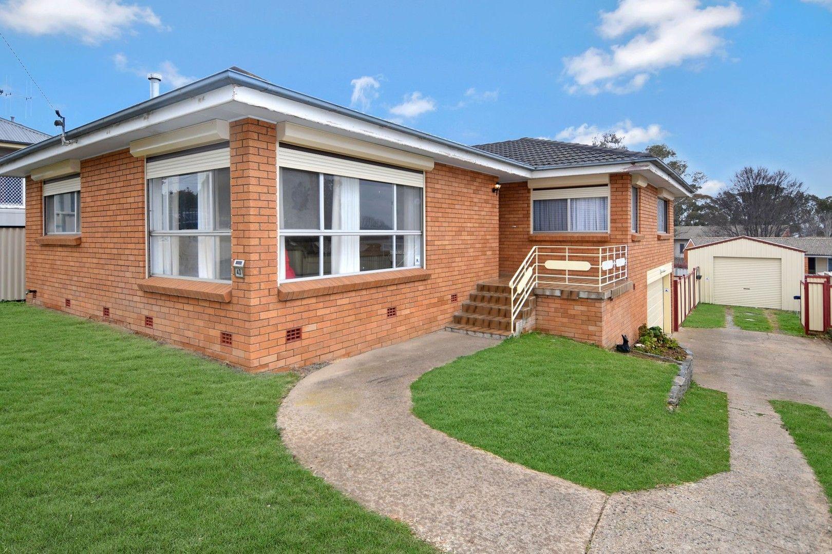 43 Boyd Street, Bathurst NSW 2795, Image 0