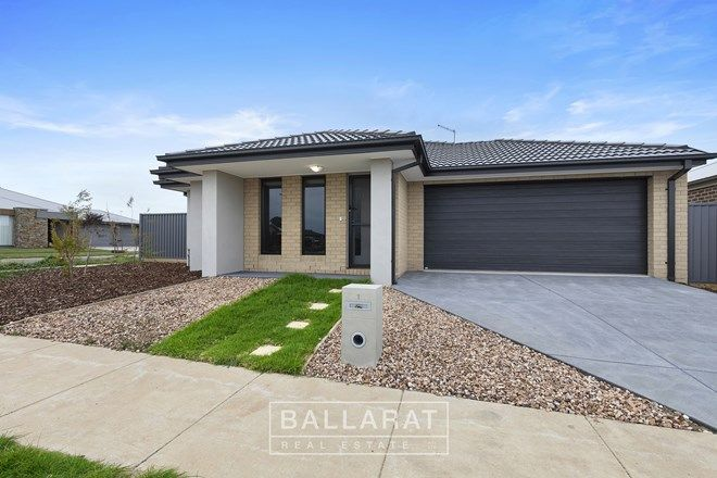 Picture of 1 Offaly Street, ALFREDTON VIC 3350