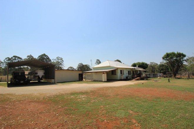 Picture of 44 Kingaroy Burrandowan Road, TAABINGA QLD 4610