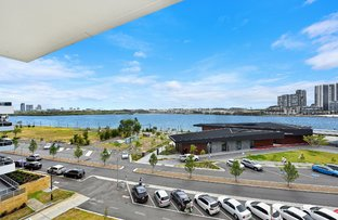 Picture of E302/10-16 Marquet Street, Rhodes NSW 2138
