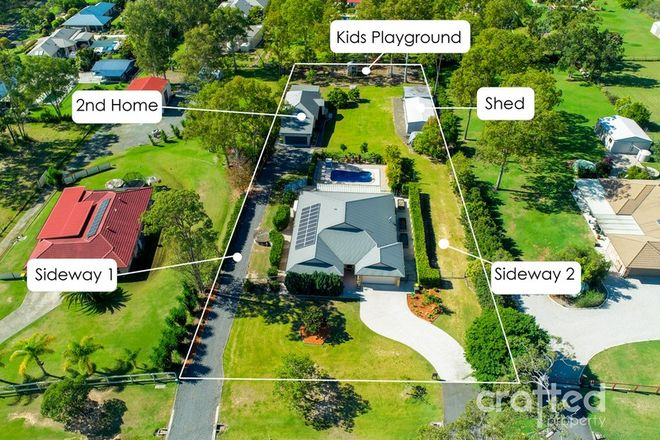 Picture of 10 Laurina Drive, NEW BEITH QLD 4124