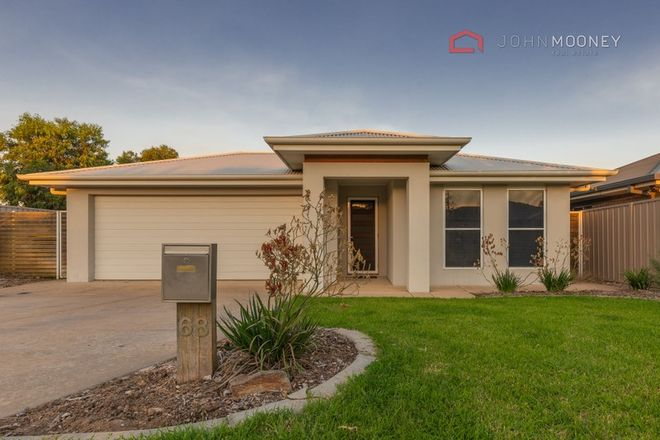Picture of 68 Messenger Avenue, BOOROOMA NSW 2650