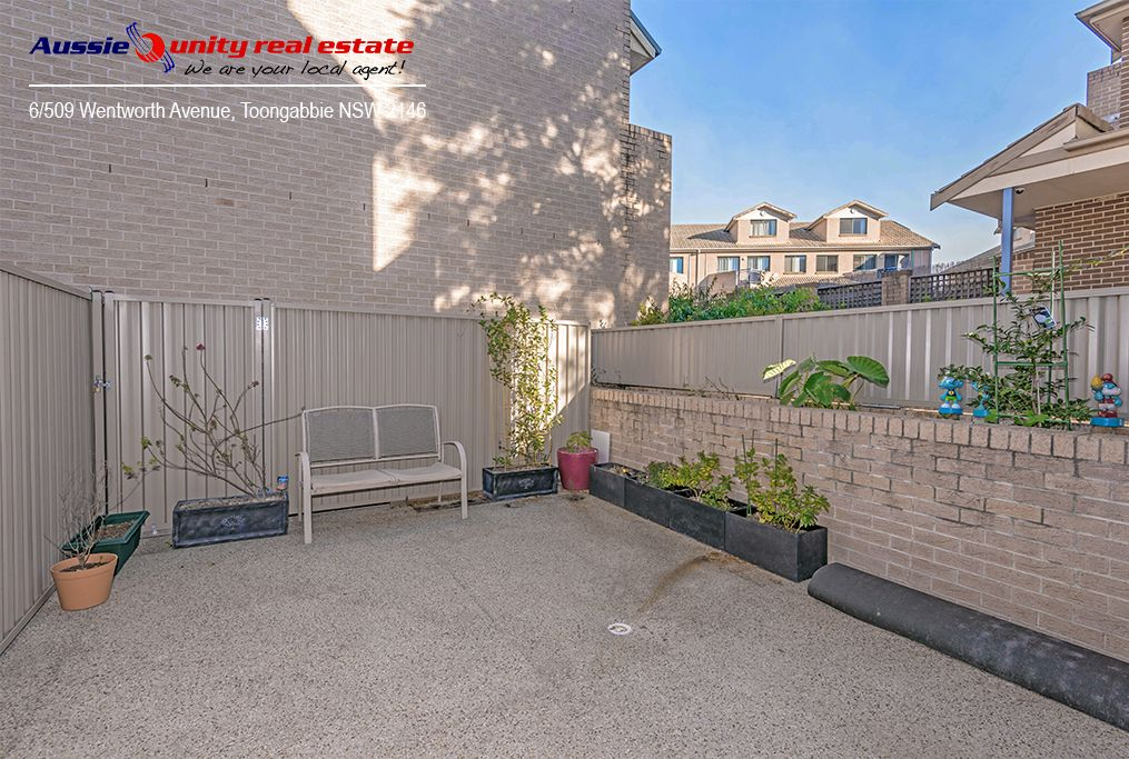 6/509 Wentworth Ave , Toongabbie NSW 2146, Image 2