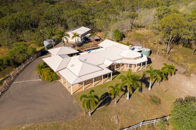 Picture of 1146 Calliope River Road, WEST STOWE QLD 4680