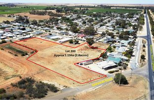 Picture of Lot 200 Stuart Avenue, Loxton SA 5333