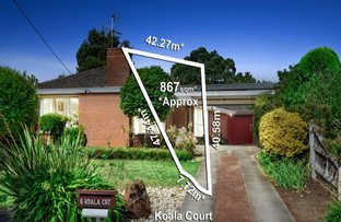 Picture of 6 KOALA COURT, Doncaster East VIC 3109