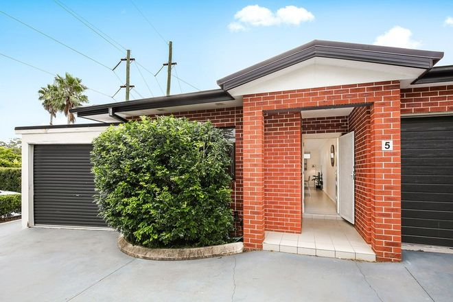Picture of 5/86-88 Baker  Street, CARLINGFORD NSW 2118