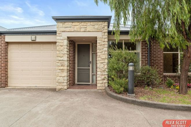 Picture of 3/1A LESLIE Avenue, COWES VIC 3922