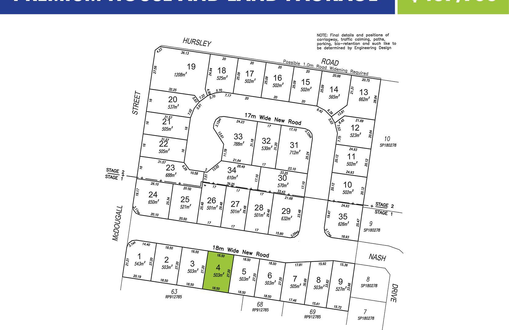 Lot 5 Hursley Road, Glenvale QLD 4350, Image 2