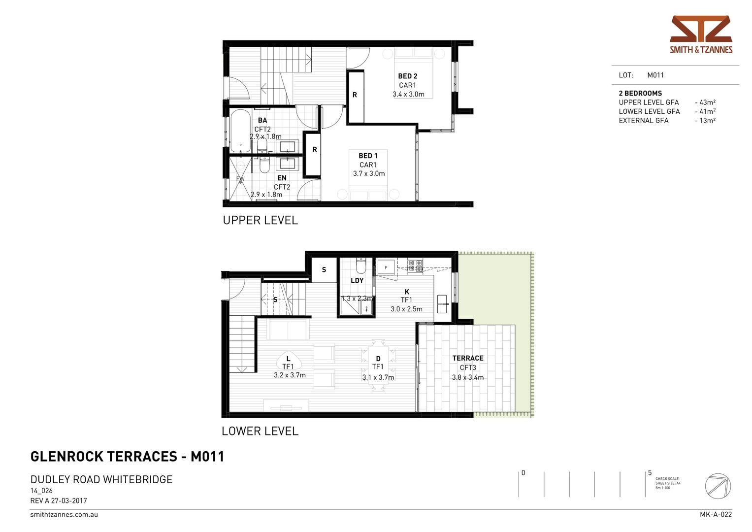 Fettlers Glenrock Terraces, Whitebridge NSW 2290, Image 2