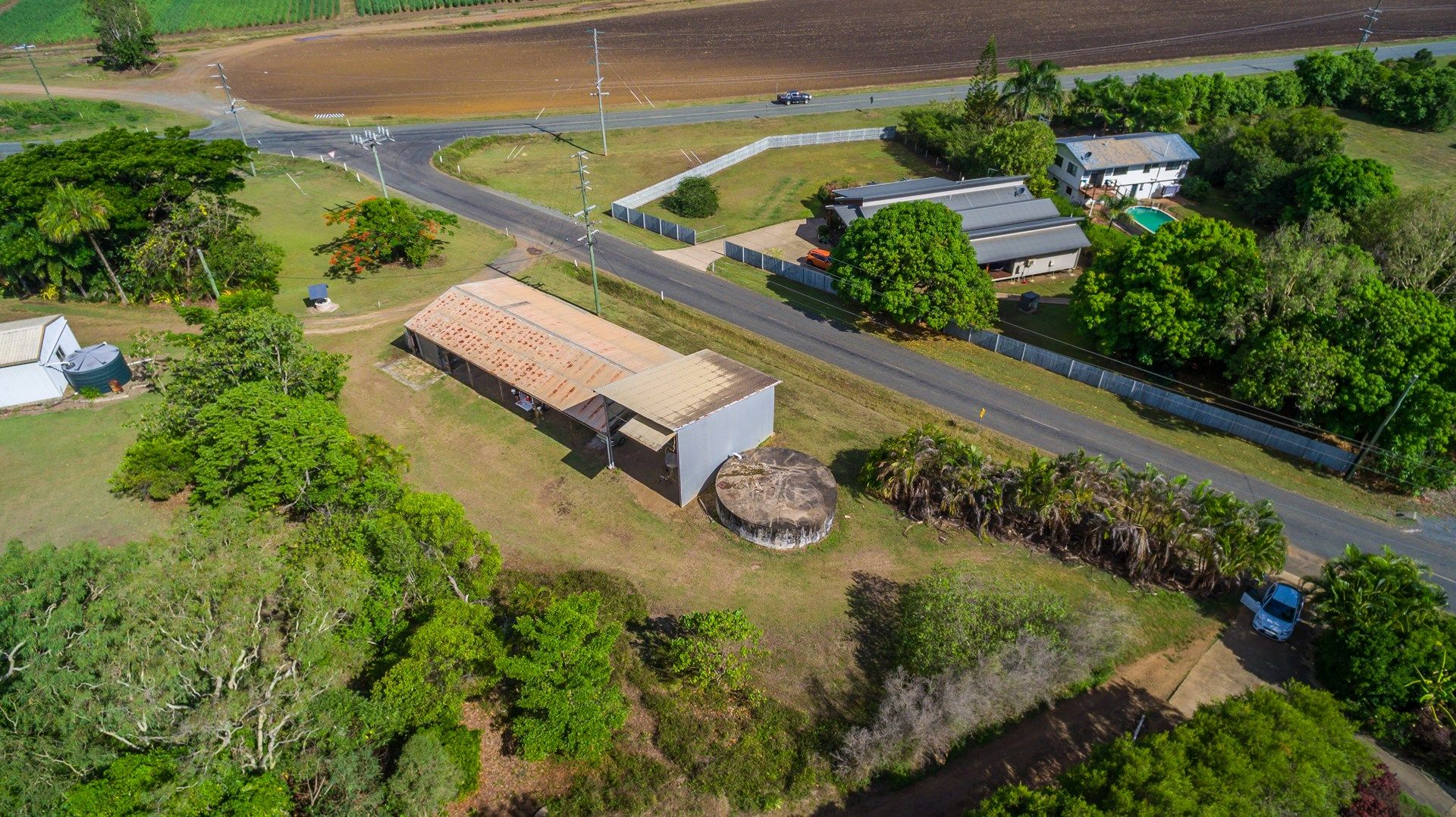 Lot 18 Wrights Road, Strathdickie QLD 4800, Image 0