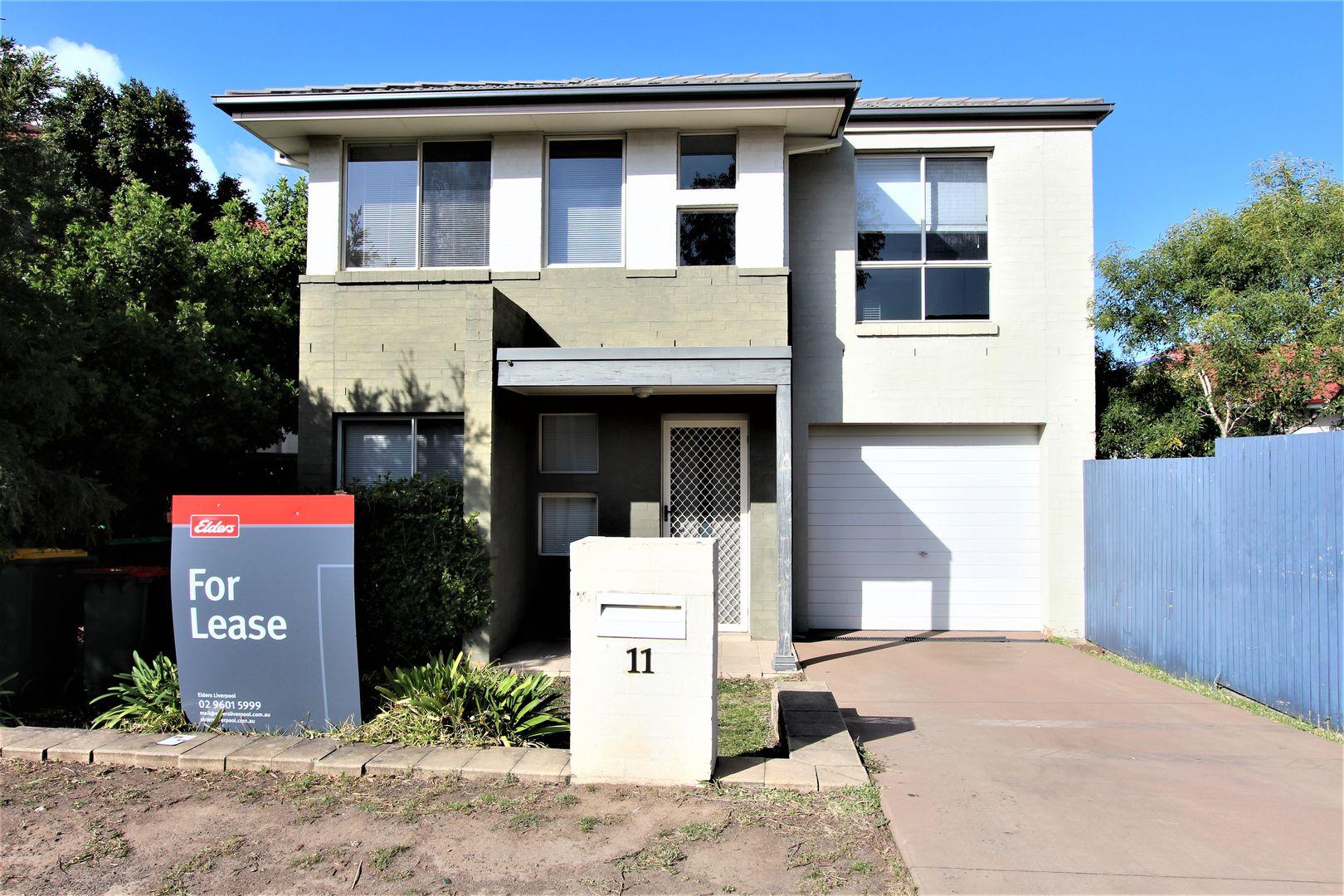 11 Northampton Drive, Glenfield NSW 2167, Image 0