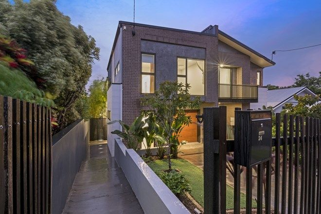 Picture of 24 Curlewis Street, HOLLAND PARK WEST QLD 4121