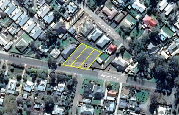 Lots 13 - 15 Albert Street, Clare SA 5453, Image 2