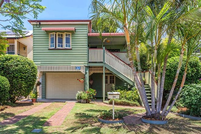 Picture of 24 O'Quinn Street, NUDGEE BEACH QLD 4014