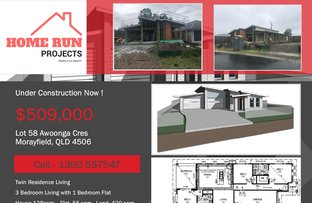 Lot 58  Awoonga Cres , Morayfield QLD 4506