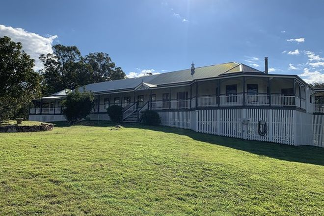 Picture of 120 Ghinni Ghi Road, KYOGLE NSW 2474