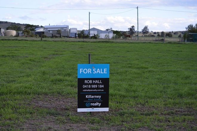 Picture of Lot 23-24 Miners Lane, MOUNT COLLIERY QLD 4370