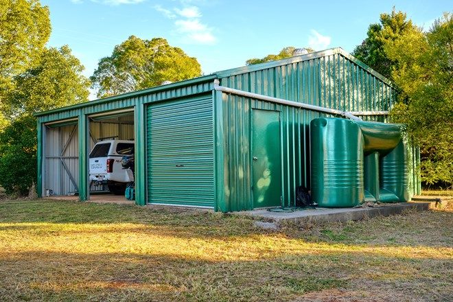 Picture of 315 Izzards Road, SOUTH NANANGO QLD 4615