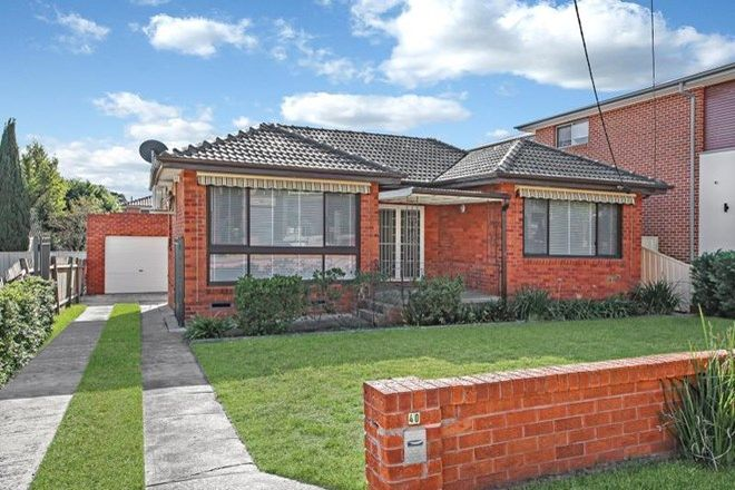 Picture of 40 Tracey Street, REVESBY NSW 2212