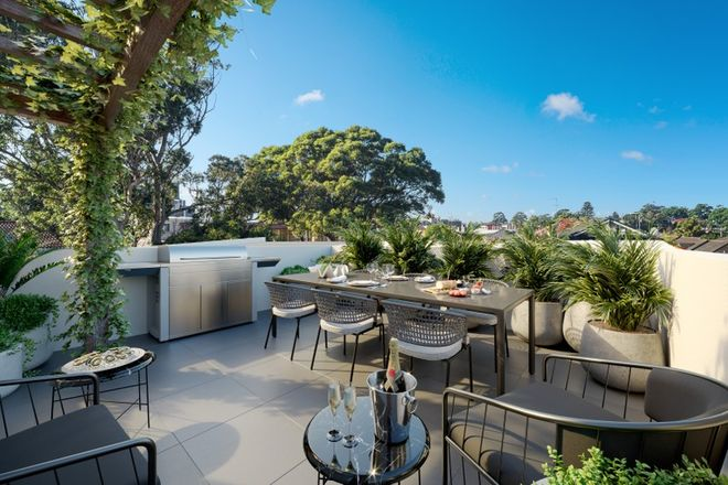 Picture of 8/3 Rickard Road, SOUTH HURSTVILLE NSW 2221