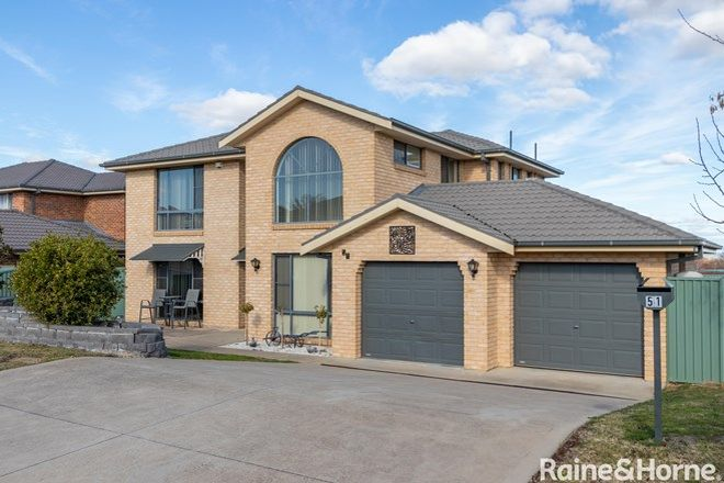 Picture of 51 Halfpenny Drive, KELSO NSW 2795