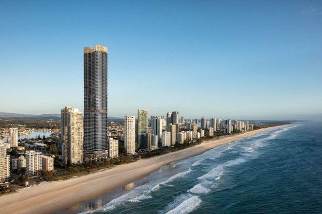Picture of FL 34 - 60/84 Esplanade, SURFERS PARADISE QLD 4217