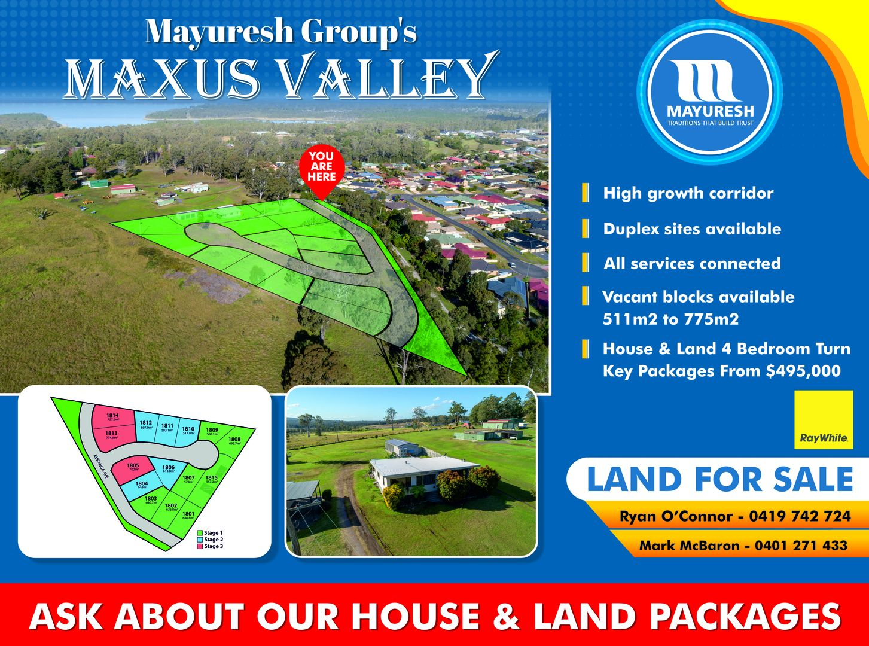 Lots 1-15,8 Kuranga Avenue, Raymond Terrace NSW 2324, Image 0