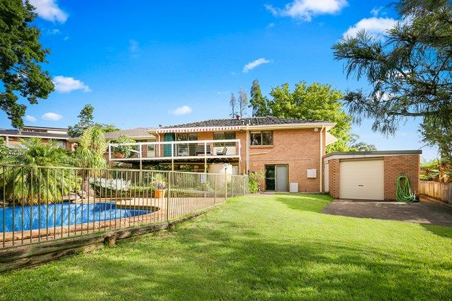 Picture of 3 Barry Place, CHERRYBROOK NSW 2126