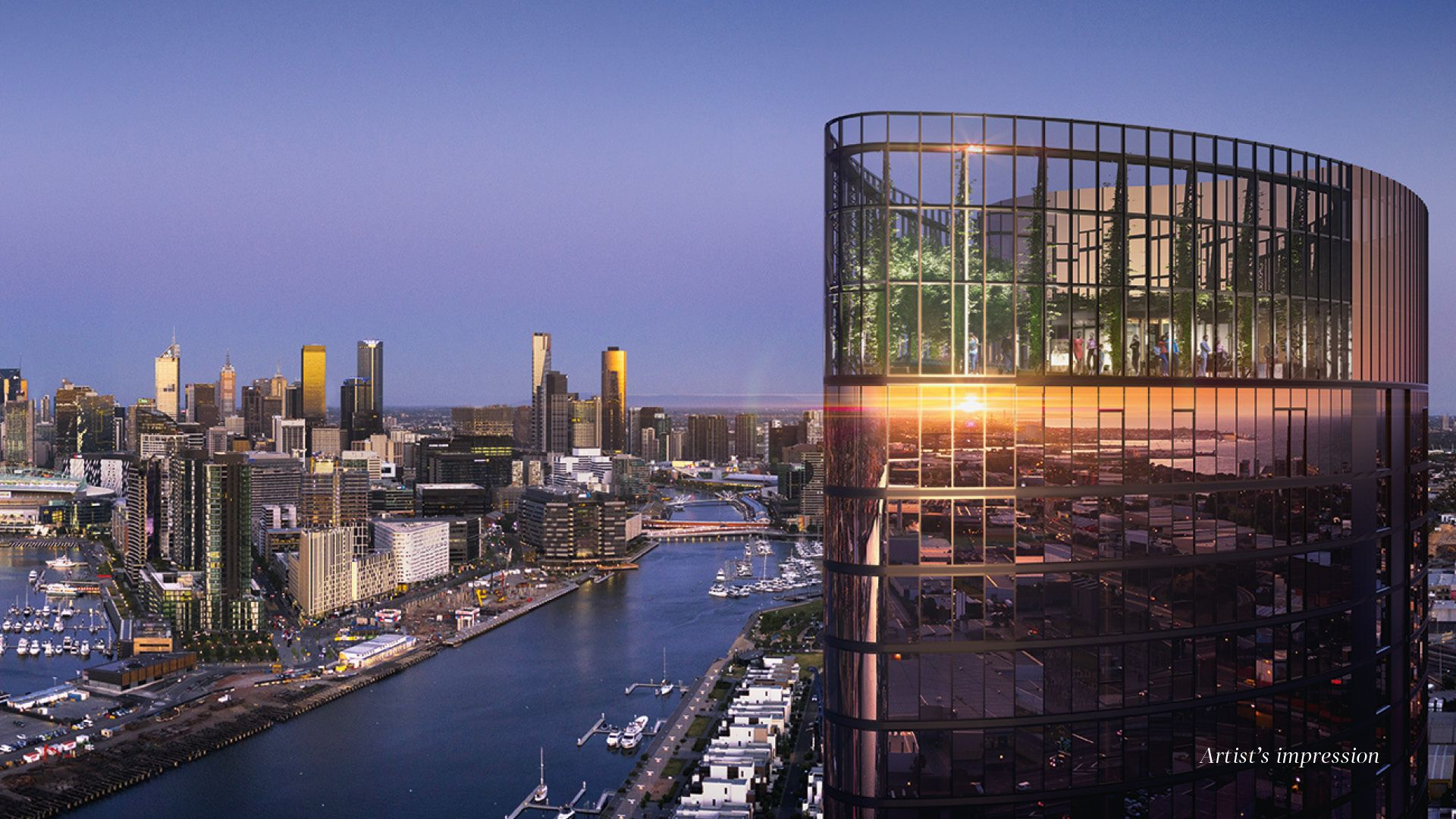 4.10/103 South Wharf Drive, Docklands VIC 3008, Image 0
