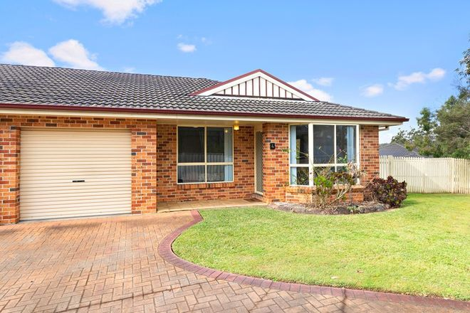 Picture of 4/15 Proserpine Close, ASHTONFIELD NSW 2323
