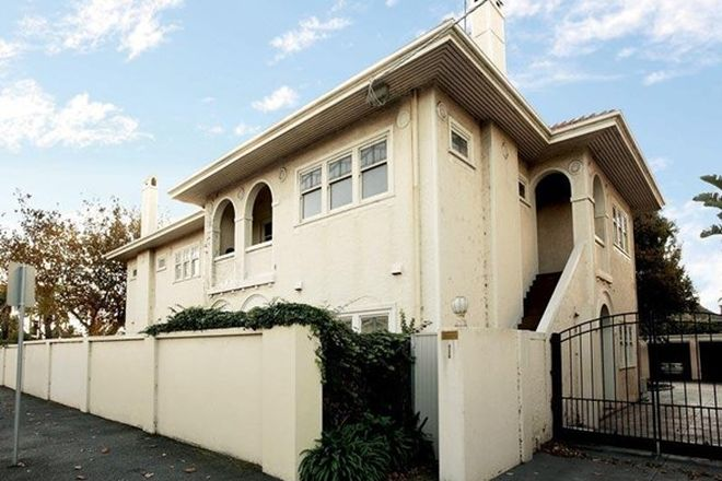 Picture of 13/1 Glenhuntly Road, ELWOOD VIC 3184