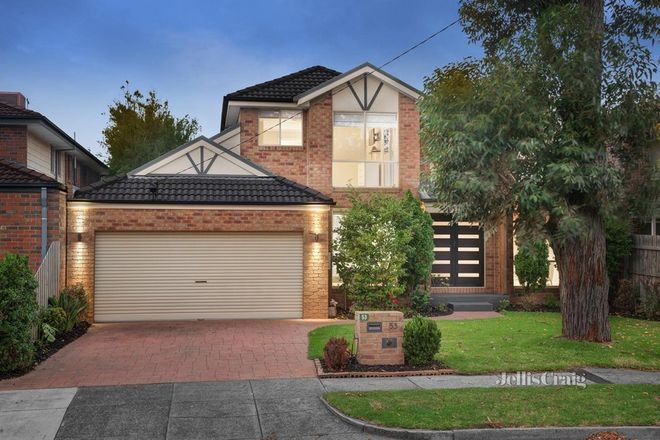 Picture of 53 Hastings Avenue, BLACKBURN SOUTH VIC 3130