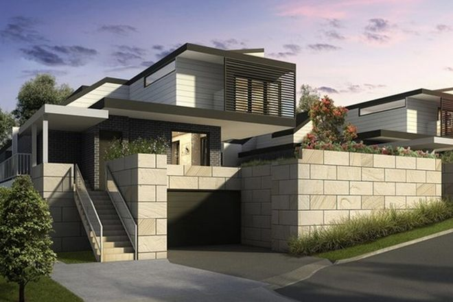 Picture of Lot 1/9 Cumberland Avenue, LANE COVE NSW 2066