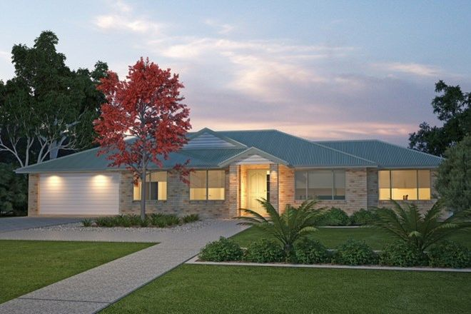 Picture of Lot 53 Lisa Marie Crescent, BEECHER QLD 4680