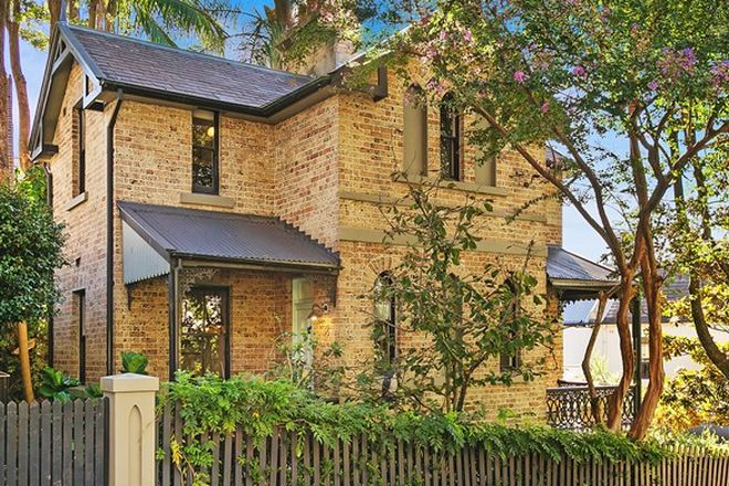 Picture of 38 Great Thorne  Street, EDGECLIFF NSW 2027