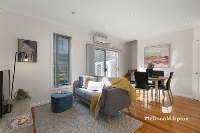 Picture of 3/58 View Street, PASCOE VALE VIC 3044