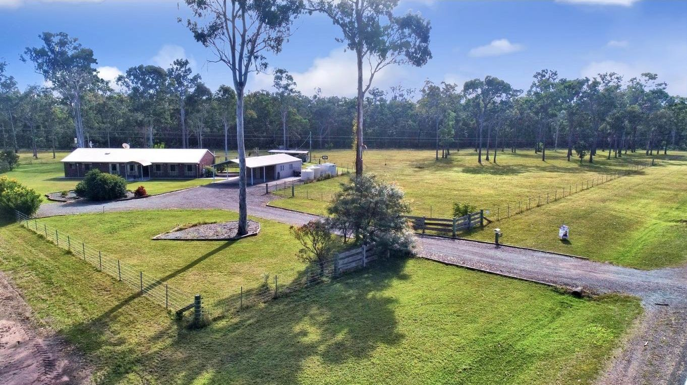 1514 Maryborough Biggenden Rd, Dunmora QLD 4650, Image 0