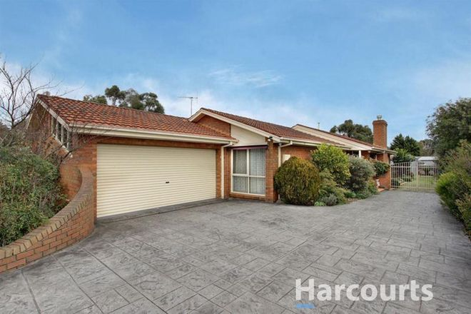 Picture of 44 Watermoor Avenue, KILSYTH SOUTH VIC 3137