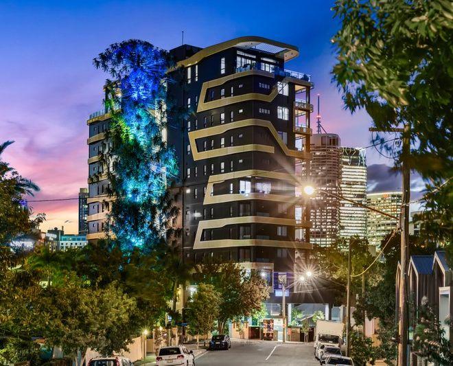 Picture of 801/9 Lambert Street, Kangaroo Point