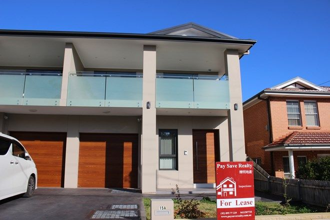 Picture of 15A Valley Road, EASTWOOD NSW 2122