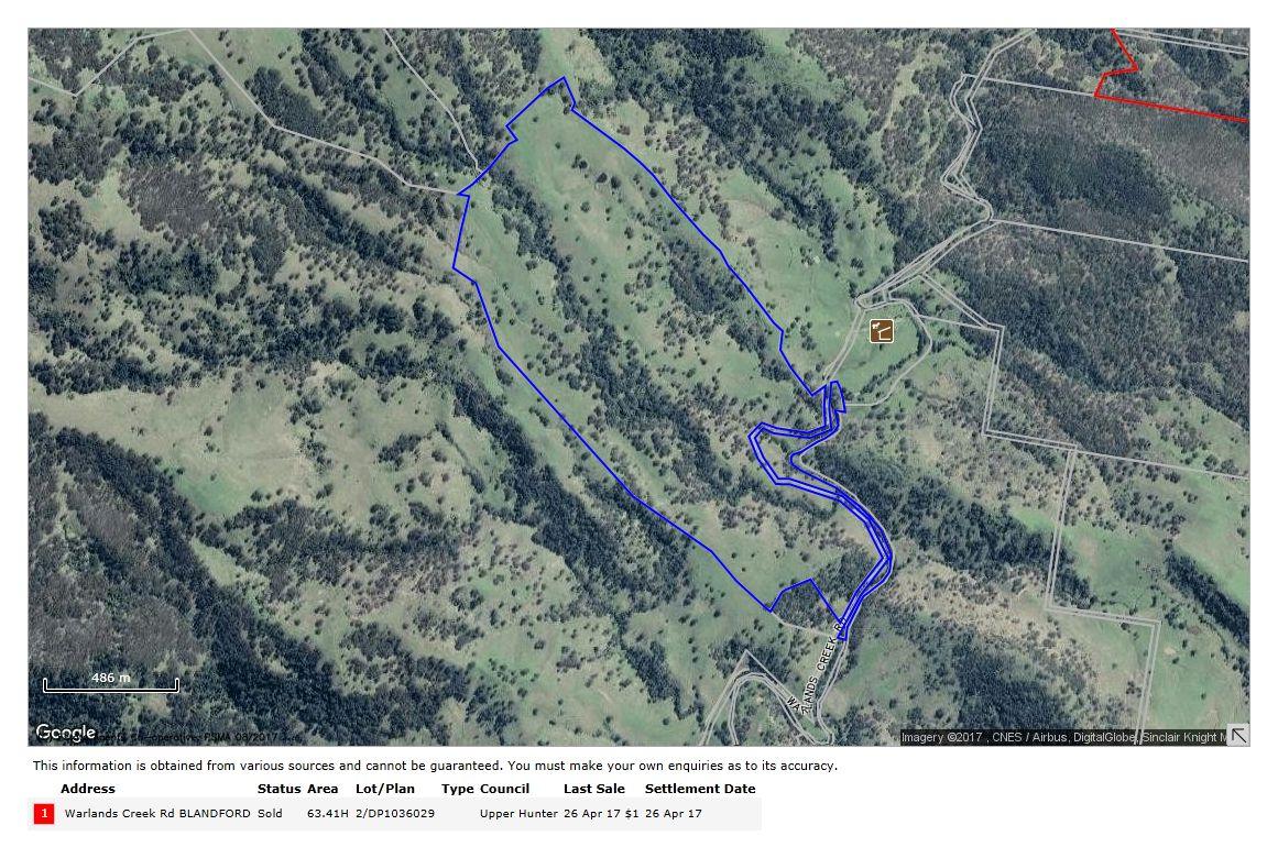 The Airstrip Paddock, Blandford NSW 2338, Image 2