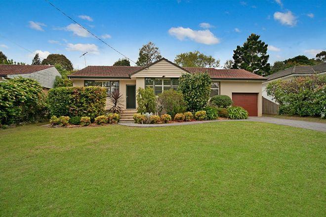 Picture of 33 Apps Avenue, NORTH TURRAMURRA NSW 2074