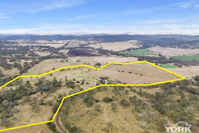 Picture of 245 Woods Road, RAMSAY QLD 4358