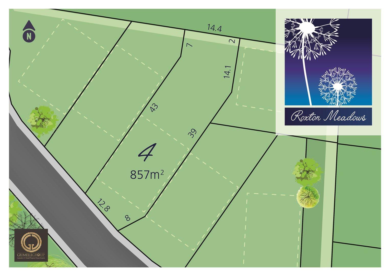 "Lot 4 9 Roxton Court  ""ROXTON MEADOWS"", Beerwah QLD 4519, Image 0"